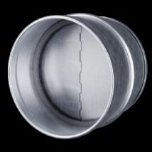 Fém csőkapcsoló visszacsapószeleppel 150 SKC-150 mm