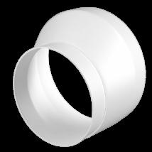 1012,5REP Excentrikus szűkítő 125/100 mm