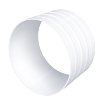 12,5SK Csőcsatlakozó flexibilis csatornákhoz D125 mm