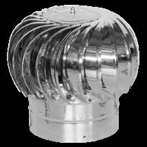 TD125N Rozsdamentes huzatfokozó D125 mm