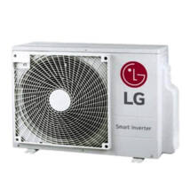 LG MU2R15 Multi inverteres kültéri egység max. 2 beltéri R32 4,1KW