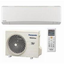 Panasonic KIT-NZ25-TKE NORDIC Inverteres monosplit oldalfali klíma szett R32 2,5KW