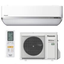 Panasonic KIT-VZ12-SKE FLAGSHIP Fűtésre optimalizált oldalfali split klíma szett R32 3,5KW
