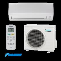 Daikin FTXB35C/RXB35C inverteres fehér oldalfali klíma 3,5KW