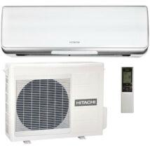 Hitachi Premium RAK 35 PSC/RAC 35 WSC inverteres oldalfali klíma