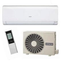 Hitachi Comfort RAK 35 PED/ RAC 35 WED inverteres oldalfali monosplit  klíma R32 3,5KW