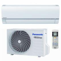 Panasonic KIT-E12-QKE inverteres oldalfali klíma