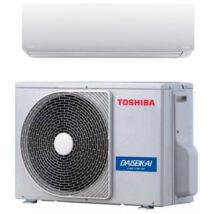 Toshiba RAS-13G2KVP Super Daiseikai 8 inverteres oldalfali klíma