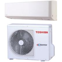 Toshiba RAS-B22N3KV2 Suzumi Plus inverteres oldalfali klíma