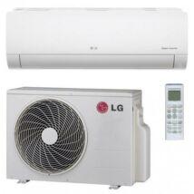 LG PM12SP Silence Plus inverteres oldalfali split klíma