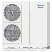 PANASONIC WH-MXC12H6E5 AQUAREA T-CAP monoblokk levegő-víz hőszivattyú 10KW