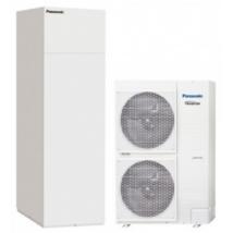 Panasonic KIT-AXC09HE5 AQUAREA ALL IN ONE T-CAP Inverteres split levegő-víz hőszivattyú légkazán berendezés