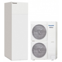 Panasonic KIT-AXC16HE8 AQUAREA ALL IN ONE T-CAP levegő-víz hőszivattyú légkazán 12,2KW