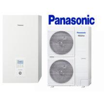 Panasonic KIT-WC12H9E8 AQUAREA Osztott kivitelű levegő-víz hőszivattyú 10KW