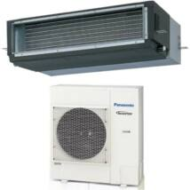 Panasonic KIT‐Z35‐UD3 Inverteres Légcsatornázható klímaberendezés R32 3,5KW