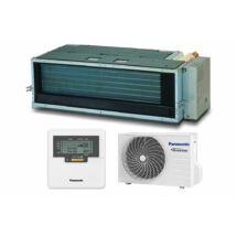 Panasonic KIT-E12-PD3EA Légcsatornázható inverteres klíma