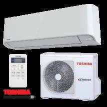 Toshiba RAS-13BKV-E/RAS-13BAV-E Mirai inverteres oldalfali klíma