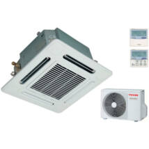 Toshiba RAV-SM4047MUT-E/RAV-SM404ATP-E Digital Inverter 4 utas kazettás klíma