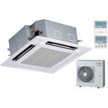 Toshiba RAV-SM804UTP-E/RAV-SP804ATP-E Super Digital Inverter kazettás klíma