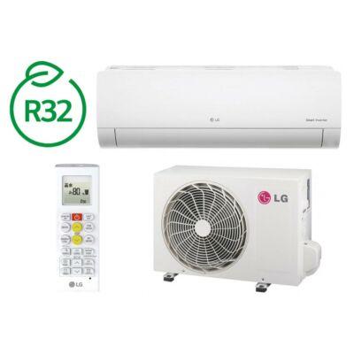 LG S24EQ Silence inverteres oldalfali split klíma R32
