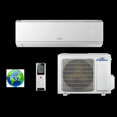 Fisher Comfort Plus FSAI-CP-120BE3 / FSOAI-CP-120BE3 oldalfali klímaberendezés, Wi-Fi-vel