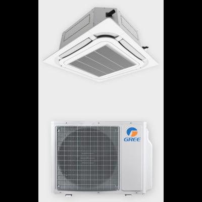 Gree GUD50T/A-T UM Kazettás klíma szett, 5 kW, R32, inverter