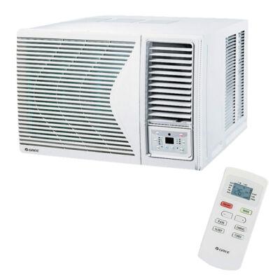 Gree GJC09AF-E6RNB3A R32 csak hűtő ablakklíma infra távirányító programozható R32 2,6KW