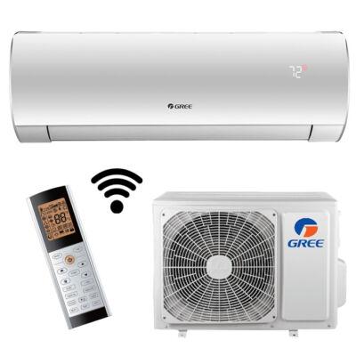 Gree GWH18ACDXF-K6DNA1D Comfort X Inverter oldalfali split klíma wifi R32 5,2KW