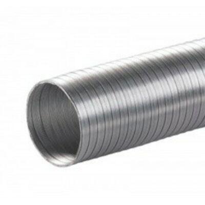 125FL Alumínium felxibilis cső D125 mm, 1-5 fm (választható hossz)
