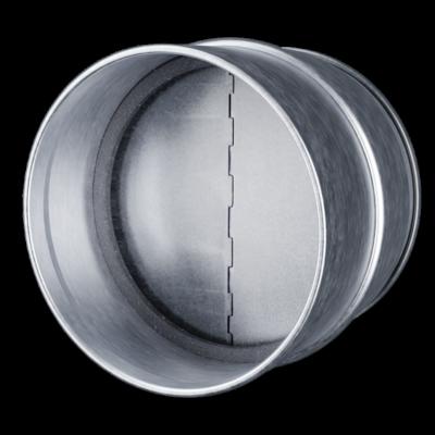 Fém csőkapcsoló visszacsapószeleppel 100 SKC-100 mm