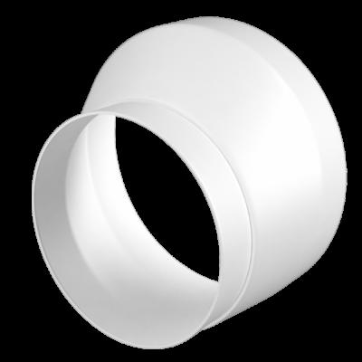 1011REP Excentrikus szűkítő 110/100 mm