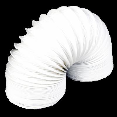 12,5PF2 Flexibilis műanyag cső D125 mm, 2 fm