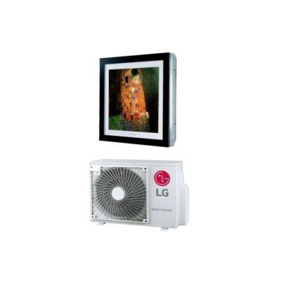 LG A09FT ART COOL GALLERY Monosolit klíma szett, 2,6 kW, Wi-Fivel, A++/A+