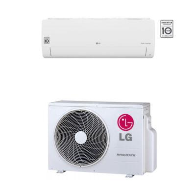 """LG S12ES """"Standard"""" klíma szett, 3,5 kW, A++/A+, R32"""