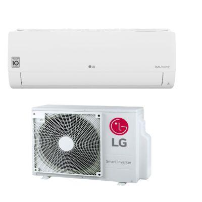 LG S12ET SILENCE2 Monosplit klíma szett, A++/A+, Gyári Wi-Fi, 3,5 kw