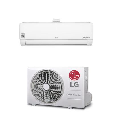 LG AP09RT Dual Cool & Pure Monosplit klíma szett, 2,6 kW, Gyári Wi-Fi, A++/A++