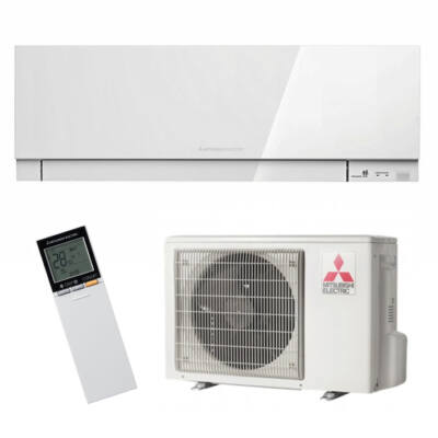 MITSUBISHI ZEN MSZ/MUZ-EF42VEW fehér oldalfali monosplit klíma szett R410a 4,2KW