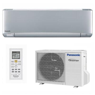 Panasonic KIT-XZ25-VKE ETHEREA ezüst inverteres oldalfali split klíma szett wifi R32 2,5KW