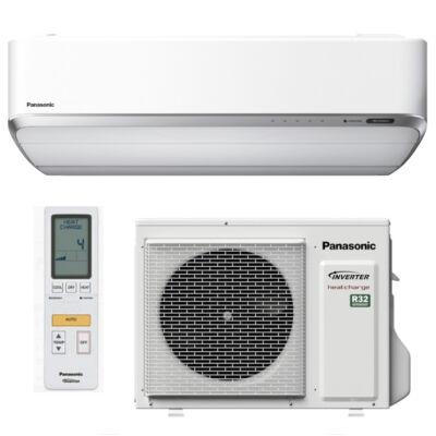 Panasonic KIT-VZ9-SKE FLAGSHIP Fűtésre optimalizált oldalfali split klíma szett R32 2,5KW