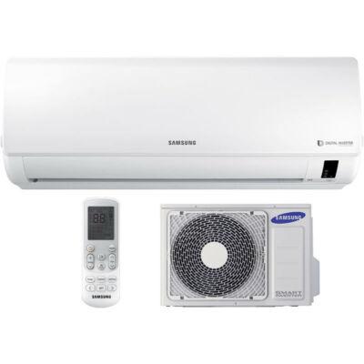 Samsung Boracay AR12NXFHBWKN/XEU inverteres oldalfali split klíma szett R32 3,5KW