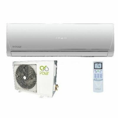 POLAR SIEH0025SDA/SO1H0025SDA inverteres hűtő-fűtő oldalfali split klíma 2,6KW R32