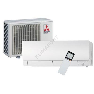 Mitsubishi MSZ/MUZ-FH25VE inverteres oldalfali inverteres klíma