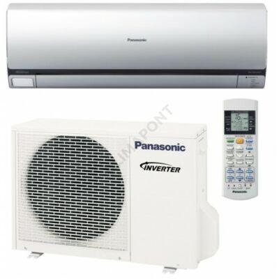 Panasonic KIT-XE9-QKE inverteres oldalfali klíma