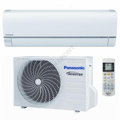 Panasonic KIT-E7-QKE inverteres oldalfali klíma