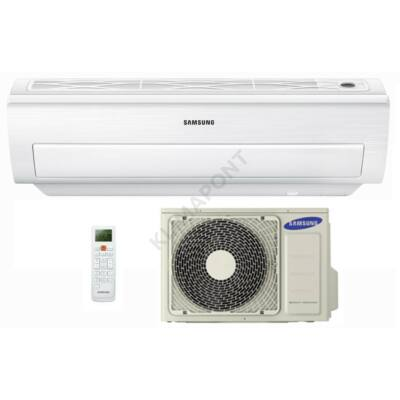 Samsung Good2 AR09HSFSBWKN/X inverteres oldalfali klíma