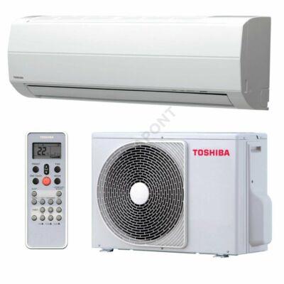 Toshiba RAS-107SKV AvAnt Inverter inverteres oldalfali klíma