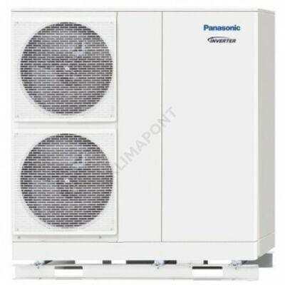 PANASONIC WH-MXC09D3E5-1 AQUAREA T-CAP Inverteres monoblokk levegő-víz hőszivattyú levegőkazán berendezés