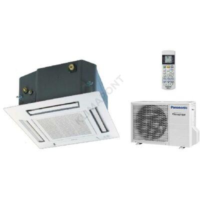 Panasonic KIT‐Z35‐UB4 Inverteres kazettás klímaberendezés