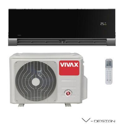 VIVAX  ACP-12CH35AEVI V DESIGN inverteres oldalfali split klíma